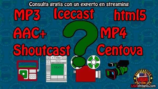 Consulta gratis con un experto en streaming
