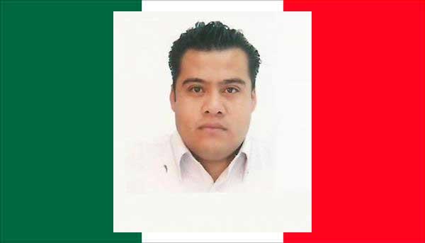 Delegación Mexico: Felix Olivera