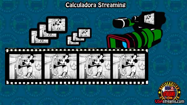 Dimensión de vídeo para streaming