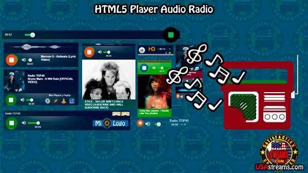 html5 radio player gratis