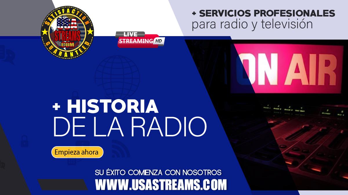Historia de la radio y el lugar que ocupa hoy en día