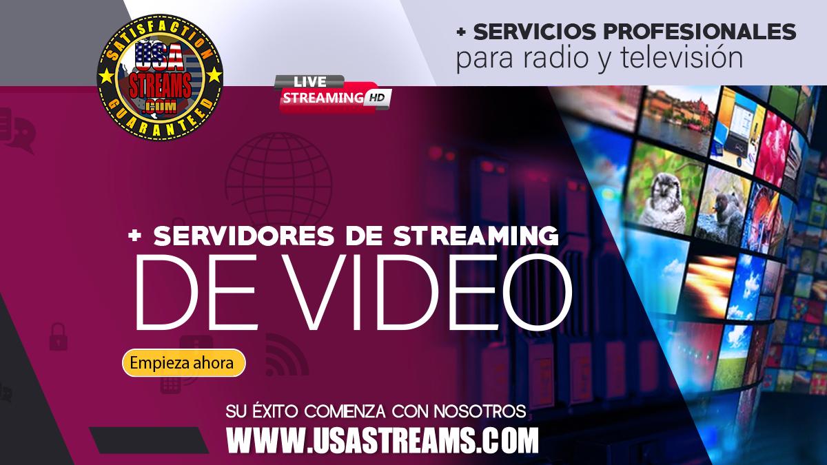 Servidores de streaming de video: qué son y cómo funcionan