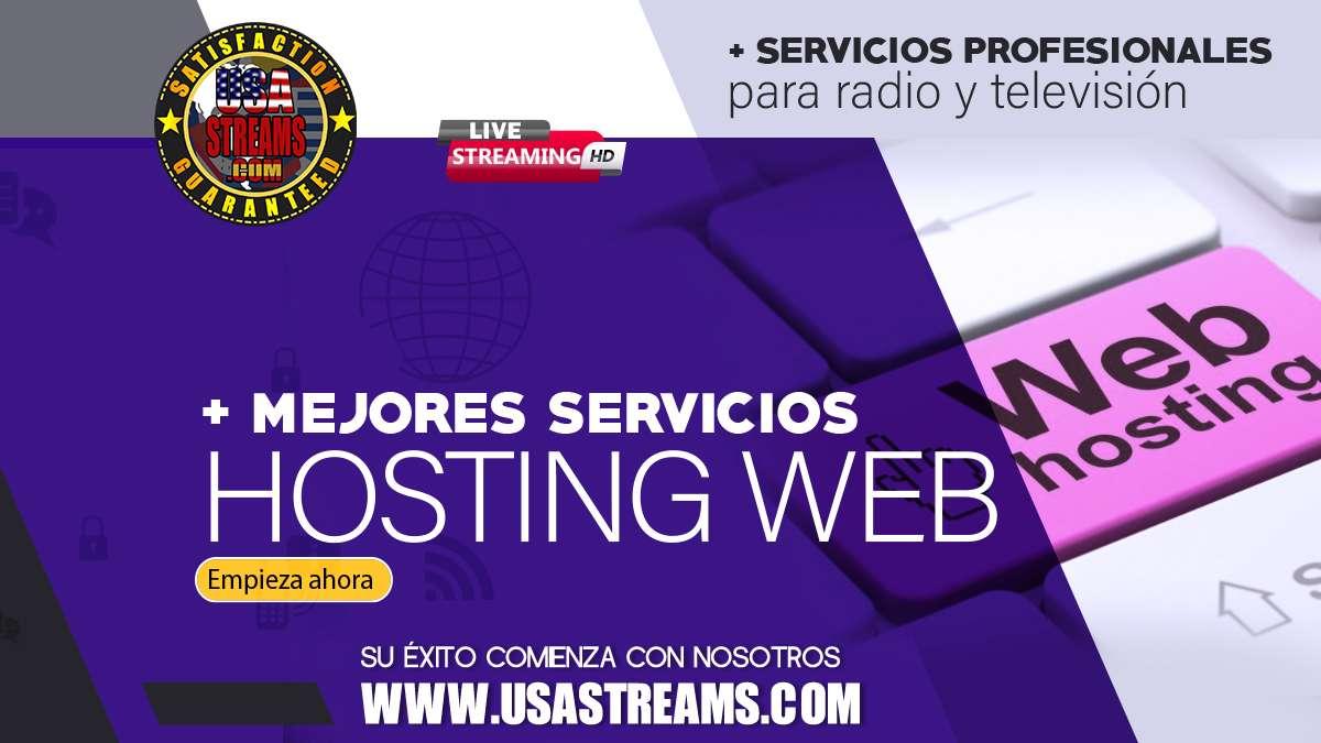 Los mejores servicios de hosting web en México, Chile, Argentina, Costa Rica y Colombia