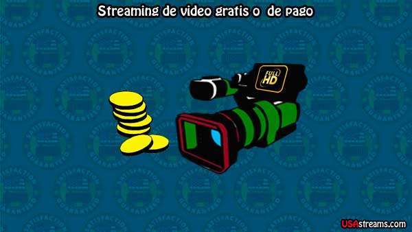 Analisis streaming de video gratis o streaming premium de pago