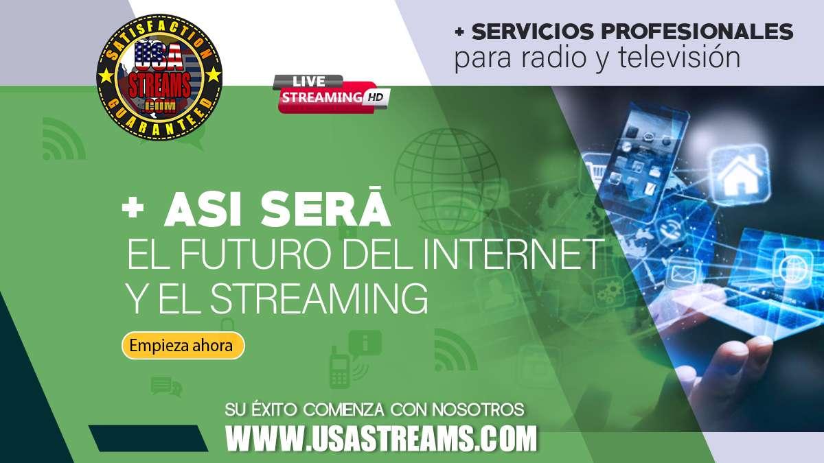 asi sera el futuro del internet y el streaming