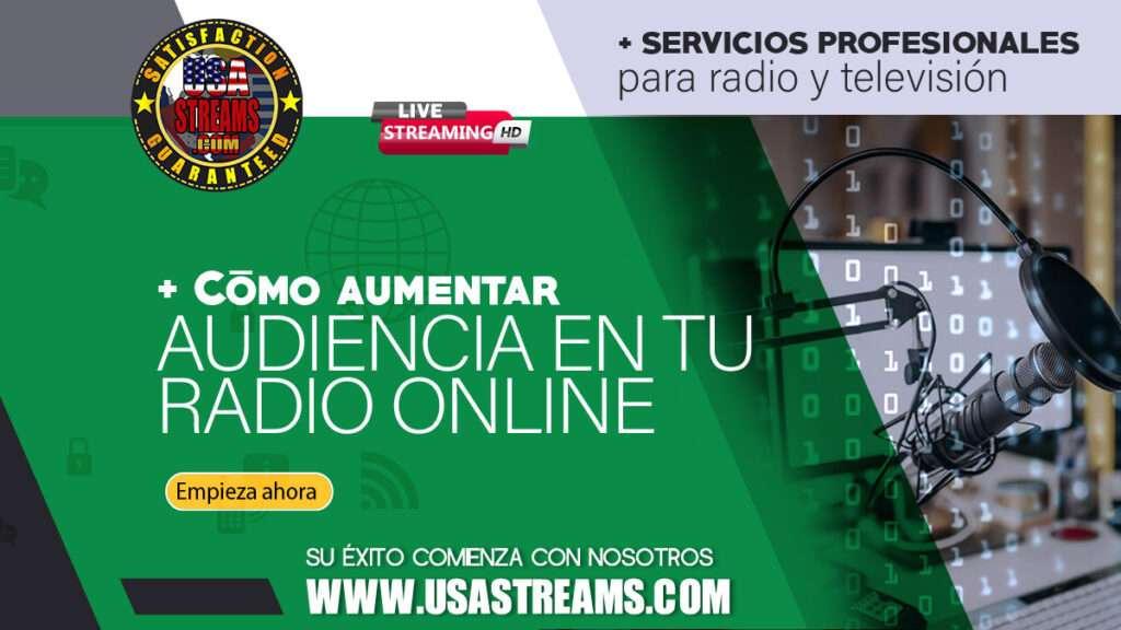 como aumentar audiencia en tu radio online