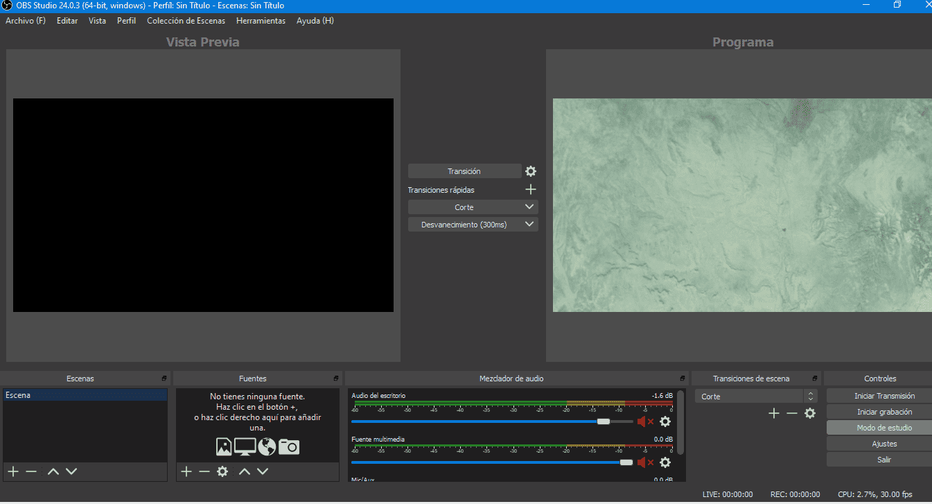 Tutorial OBS