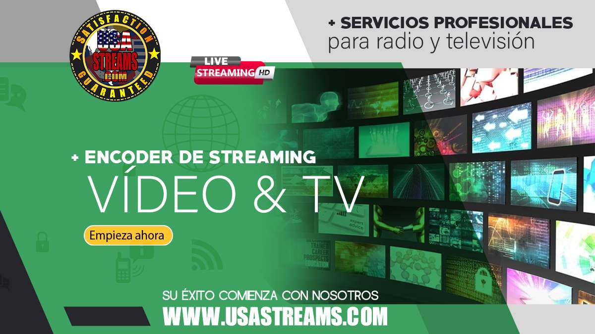 Encoder de streaming para vídeo y TV, Programas recomendados