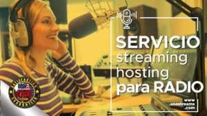 streaming hosting radio broadcast