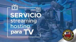 streaming hosting television broadcast