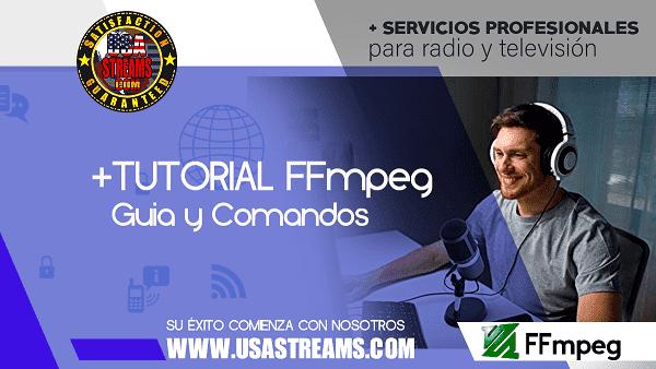 Como usar ffmpeg para comprimir y convertir videos comandos