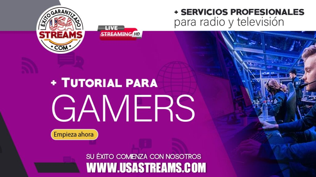 Tutorial para gamers en Twitch: cómo hacer streaming de calidad de tus partidas