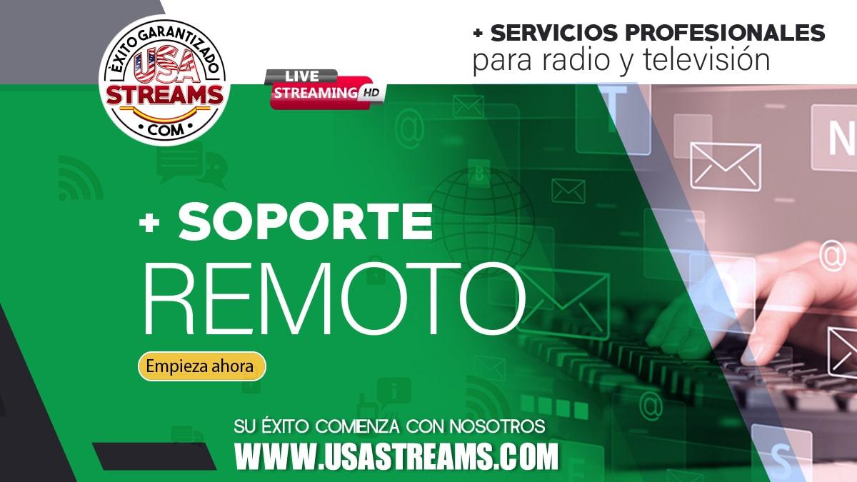 Guía de soporte remoto: TeamViewer, Anydesk y Google Chrome Support