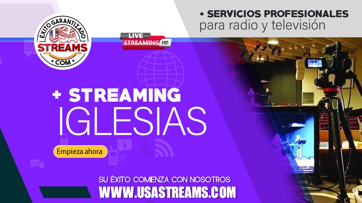 Cómo hacer streaming de Iglesias y culto: todo lo que necesitas saber para transmitir en vivo