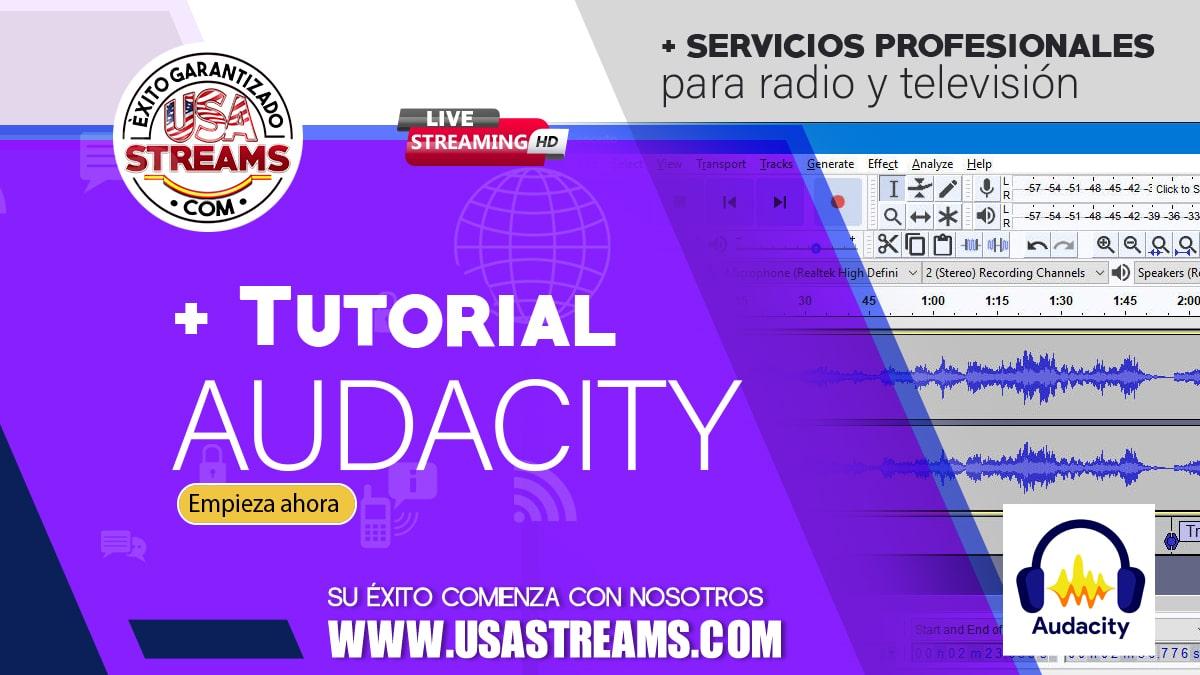 Cómo comenzar a utilizar Audacity: tutorial paso a paso