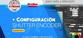 Configuración Shutter Encoder: tutorial paso a paso para encodar videos