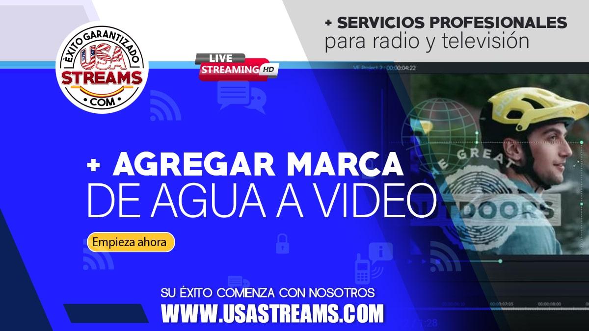 Cómo colocar una marca de agua a tus videos: programas y páginas web recomendadas