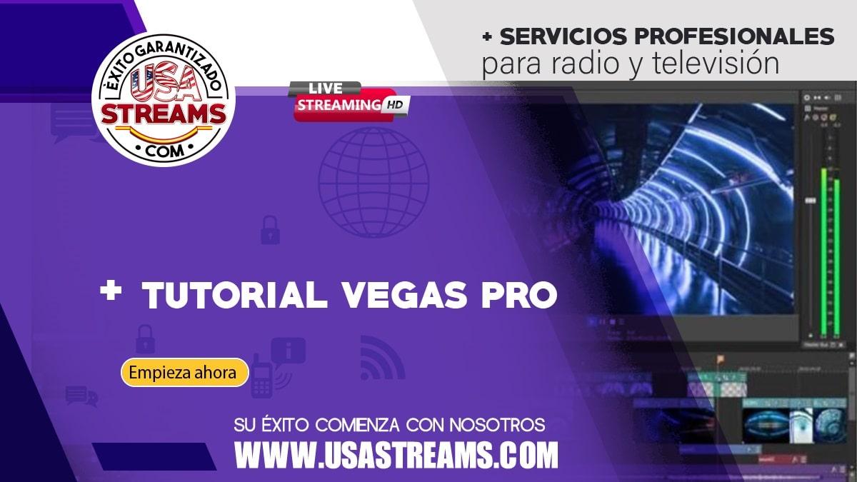 Tutorial: Cómo comenzar a utilizar Vegas Pro para editar tus vídeos